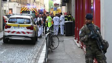 Полиция задержала двух подозреваемых во взрыве в Лионе