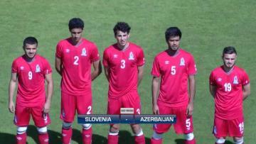 Сборная Азербайджана победила «Олимпию»