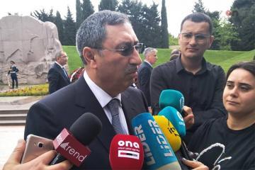 "Khalaf Khalafov: ""Crossing the Georgian pilgrims to the ""Keshikcidag"" territory always realized under control of Azerbaijani border guards"""