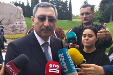 Халаф Халафов: Переходы грузинских паломников на территорию «Кешикчидаг» всегда осуществлялись под контролем азербайджанских пограничников