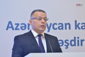 """Vüsal Qasımlı: """"Azərbaycanda kapital bazarlarının inkişafı üçün potensial var"""""""