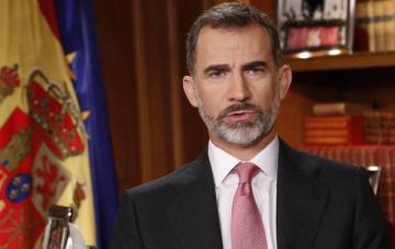 Король Испании поздравил президента Ильхама Алиева