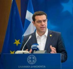 Tsipras calls for early parliamentary elections in Greece