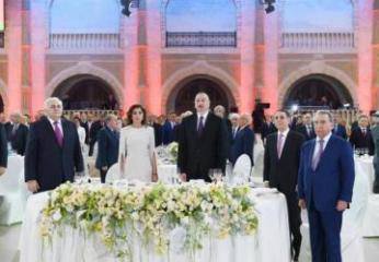 """Prezident: """"Azərbaycan Xalq Cümhuriyyəti qurucularının xatirəsi qəlbimizdə yaşayır"""""""