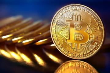 Bitcoin rate rises by 9.4% per day updating year's record highs