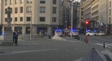 Railway station in Brussels evacuated over bomb threat