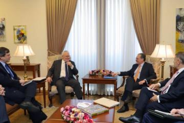 Сопредседатели Минской группы ОБСЕ находятся с визитом в регионе