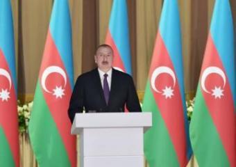 Ильхам Алиев: «Азербайджан – страна, на протяжении многих лет являющаяся мишенью информационной войны»