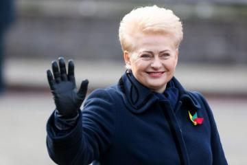 Президент Литвы поздравил Президента Азербайджана Ильхама Алиева