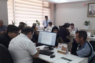 Sumqayıt Regional Vəkil Bürosunda 38 nəfərə ödənişsiz hüquqi yardım göstərilib
