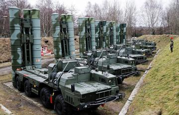 Russian experts to visit Turkey to help putting S-400 systems into operation