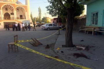 Türkiyədə silahlı insident olub: 2 ölü, 8 yaralı var