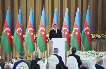Президент Азербайджана: «Образование Азербайджанской Демократической Республики было историческим событием»