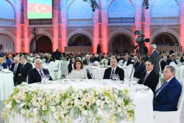 Президент Ильхам Алиев «Азербайджан прошел большой путь»
