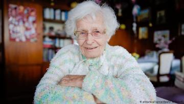 Almaniyada 100 yaşlı qadın deputat seçilib