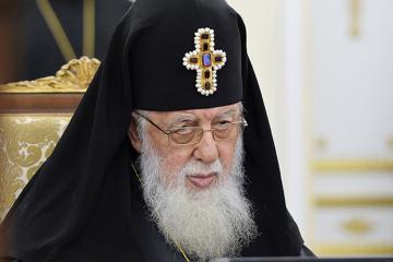 Патриарх Грузии распространил заявление в связи с создавшимся в Давид Гареджи положением