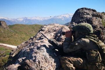 Türkiyə ordusu Şimali İraqda antiterror əməliyyatına başlayıb
