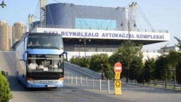 Baku International Bus Terminal to work with intensified schedule today