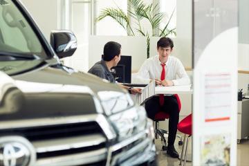 """""""Toyota"""" Gəncə Mərkəzi yenilənmiş konsepti ilə vətəndaşların ixtiyarına verilib"""