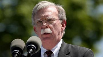 """Con Bolton: """"ABŞ-a qarşı hər hansı hücuma görə """"Qüds Briqadası"""" məsuliyyət daşıyacaq"""""""
