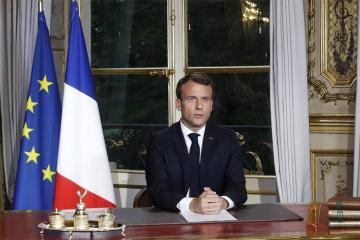 Франция занимает решительную и непредвзятую позицию по карабахскому урегулированию - Макрон