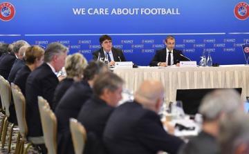 Bakıda UEFA İcraiyyə Komitəsinin iclası keçiriləcək