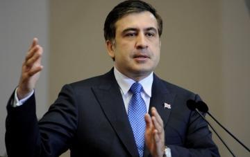 Партия Саакашвили намерена участвовать в выборах в Раду