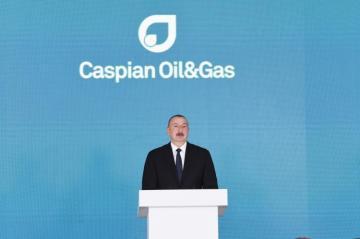 """İlham Əliyev: """"Neft-qaz sektoru bundan sonra da ölkə iqtisadiyyatında çox önəmli rol oynayacaq"""""""
