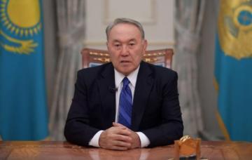 Nursultan Nazarbayev Ali Avrasiya İqtisadi Şurasının fəxri sədri seçilib