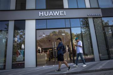 """""""Huawei"""" qadağalarla əlaqədar ABŞ-da məhkəməyə müraciət edib"""