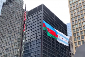 City of Chicago announces May 28 as the National Day of Azerbaijan