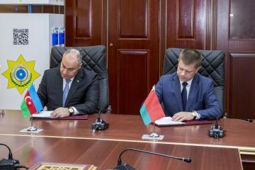 Azərbaycan və Belarus DGK-ları arasında saziş imzalanıb