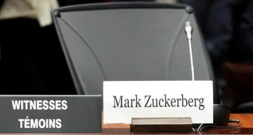 Canadian lawmakers fume after Facebook's Zuckerberg snubs invitation