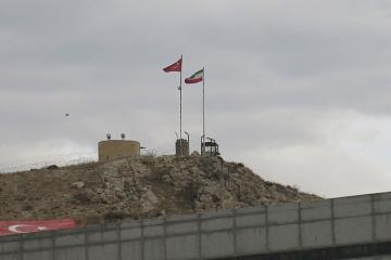 Türkiyə sərhədində İran hərbçiləri ilə terrorçular arasında qarşıdurma olub