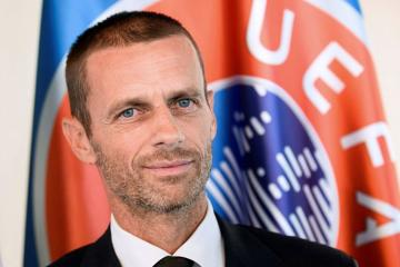 Президент УЕФА о финале Лиги Европы: Все отлично