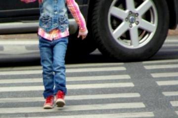 В Гёйгеле машина сбила ребенка