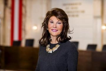 Judge Brigitte Bierlein becomes Austria's first female interim chancellor
