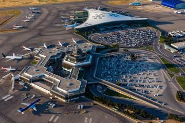 Heydar Aliyev International Airport confirmed high level of readiness during the UEFA Europa League final  - [color=red]VIDEO[/color] - [color=red]PHOTO[/color]