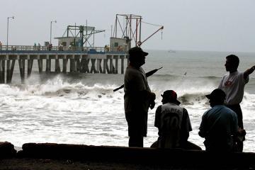 У берегов Сальвадора объявлена угроза цунами