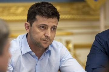Зеленский внес в Раду представление об увольнении глав МИД, Минобороны и СБУ
