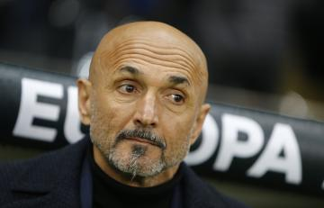 Italian football club Inter Milano parts with Head Coach Luciano Spalletti