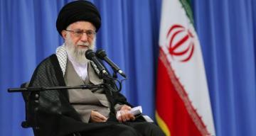 Ayatollah Ali Khamenei: Tehran will not negotiate with U.S.