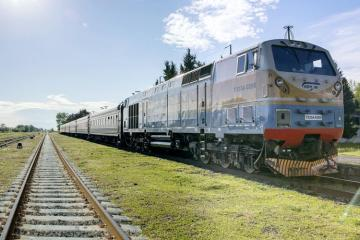 В преддверии праздника Рамазан на железных дорогах страны введен усиленный режим работы