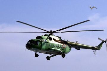 Ukraynada hərbi helikopterin qəzaya uğraması nəticəsində 5 nəfər ölüb