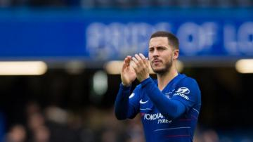 Eden Hazard: 'I think it's a goodbye,' says Chelsea forward