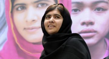 Nobel winner Malala represents Pakistan at Cricket World Cup Opening Ceremony