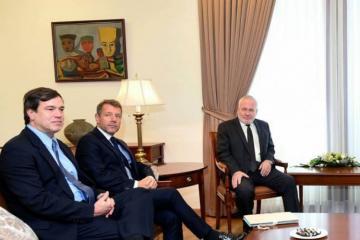 Главы МИД Азербайджана и Армении согласились на скорейшую встречу – сопредседатели