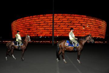Азербайджанская полиция обеспечила безопасность во время финала Лиги Европы - [color=red]ФОТОСЕССИЯ[/color]
