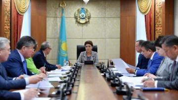 Назарбаеву присвоен статус почетного сенатора