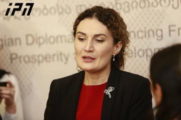 """Gürcü nazir: """"Strateji tərəfdaş olan ölkələrimizbu məsələni həll edəcək"""""""